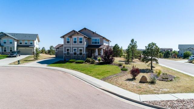 11205 Prairie Walk Terrace, Peyton, CO 80831 (#3871341) :: Wisdom Real Estate