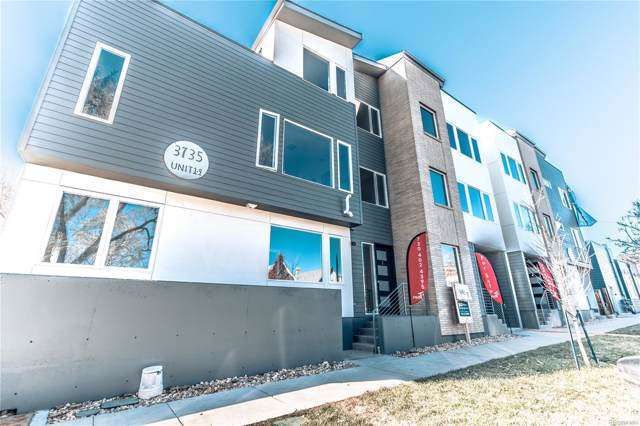 3735 Kalamath Street #8, Denver, CO 80211 (MLS #3877495) :: 8z Real Estate