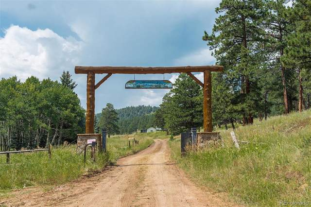 37525 Buffalo Park Road, Evergreen, CO 80439 (MLS #3889457) :: 8z Real Estate