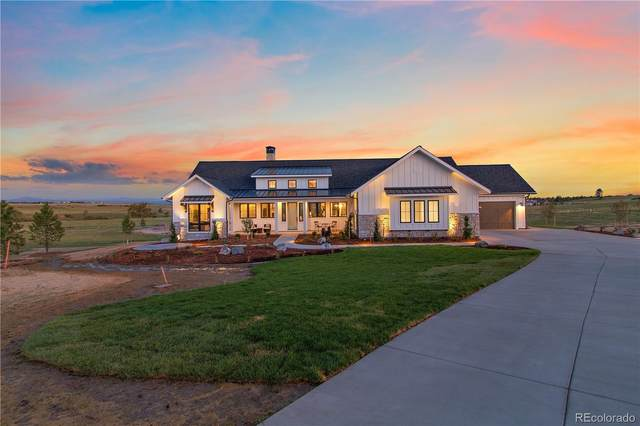 2931 Hidden Den Court, Franktown, CO 80116 (MLS #3892628) :: 8z Real Estate
