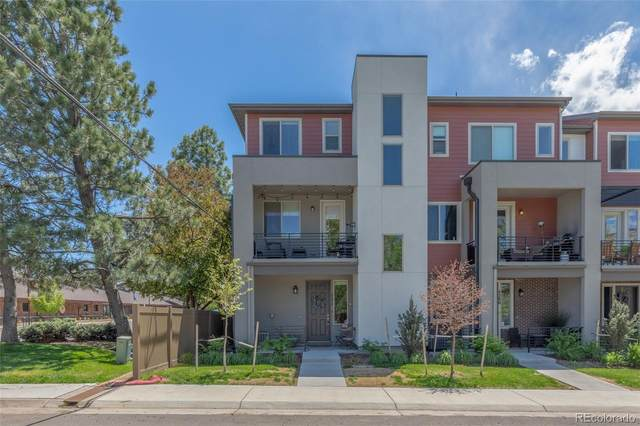 4280 E Warren Avenue #6, Denver, CO 80222 (#3895670) :: Real Estate Professionals