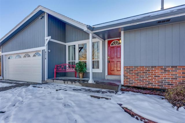 8318 W 77th Way, Arvada, CO 80005 (#3896679) :: 5281 Exclusive Homes Realty