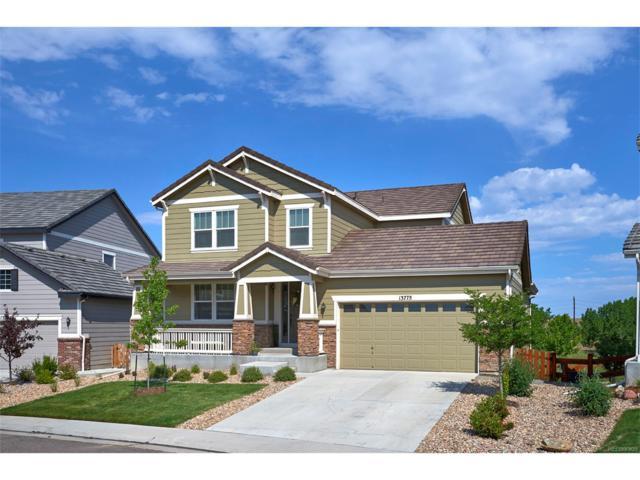 13775 Ashgrove Circle, Parker, CO 80134 (MLS #3900644) :: 8z Real Estate
