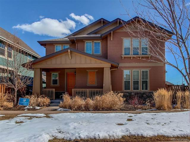 4928 Akron Street, Denver, CO 80238 (#3906418) :: The DeGrood Team