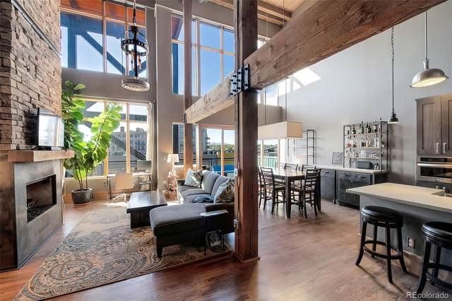 2960 Inca Street #513, Denver, CO 80202 (#3909599) :: Portenga Properties - LIV Sotheby's International Realty