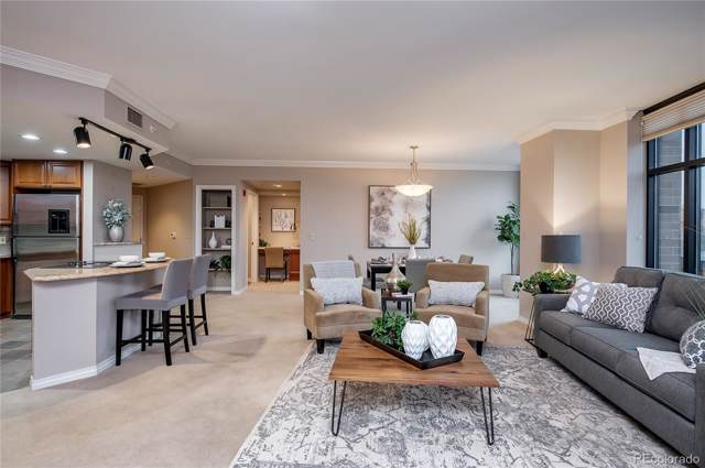 8100 E Union Avenue #207, Denver, CO 80237 (#3920859) :: Berkshire Hathaway Elevated Living Real Estate