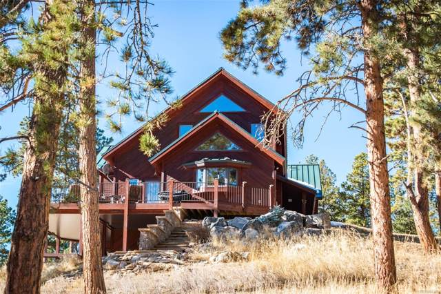 25987 Richmond Hill Road, Conifer, CO 80433 (MLS #3922766) :: Bliss Realty Group