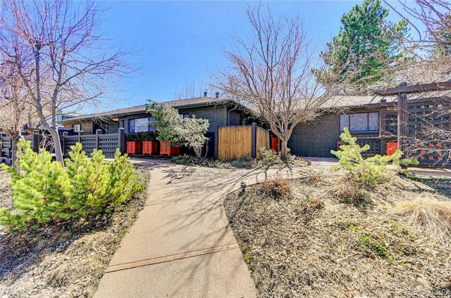 3200 S Dexter Street, Denver, CO 80222 (#3931702) :: Sultan Newman Group