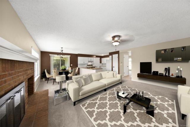 7842 S Logan Street, Littleton, CO 80122 (MLS #3961462) :: 8z Real Estate