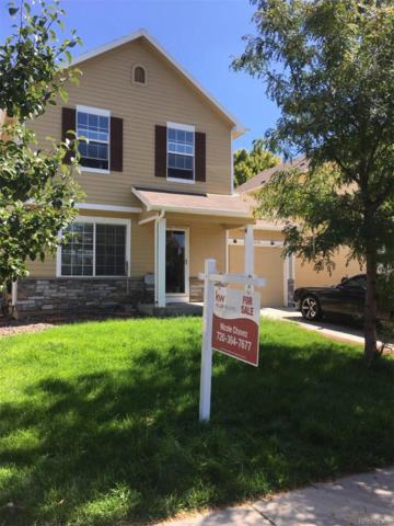 11656 Oakland Drive, Commerce City, CO 80640 (#3973148) :: The Peak Properties Group