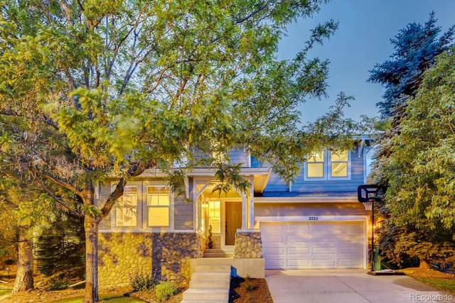 2725 Middlebury Drive, Highlands Ranch, CO 80126 (#3985953) :: The DeGrood Team
