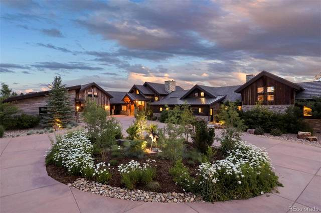 5175 Bears Den Trail, Sedalia, CO 80135 (#3995819) :: The Colorado Foothills Team | Berkshire Hathaway Elevated Living Real Estate