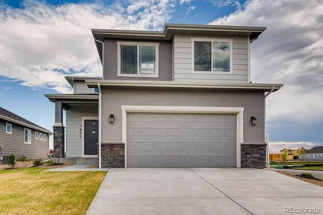 1857 Castle Hill Drive, Windsor, CO 80550 (#3999403) :: The DeGrood Team