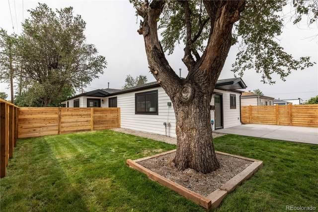 1003 N Stuart Street, Denver, CO 80204 (MLS #4003349) :: Bliss Realty Group