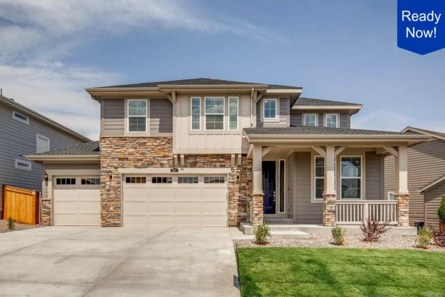 217 Green Valley Circle, Castle Pines, CO 80108 (#4021222) :: The Galo Garrido Group