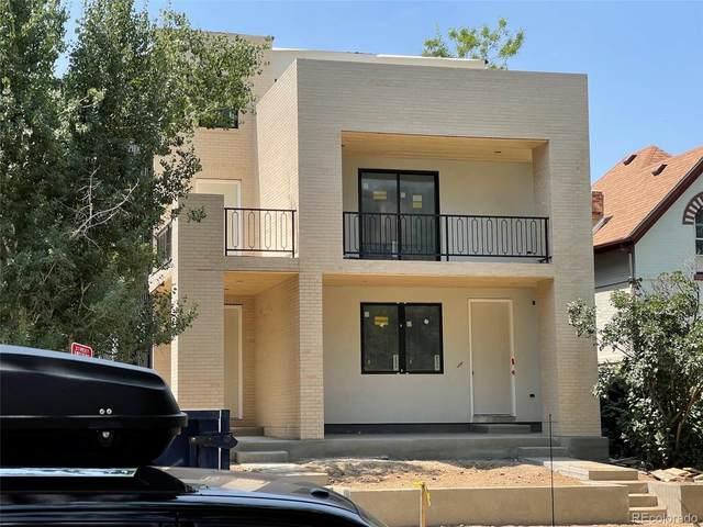 1877 Race Street, Denver, CO 80206 (MLS #4026590) :: Find Colorado Real Estate