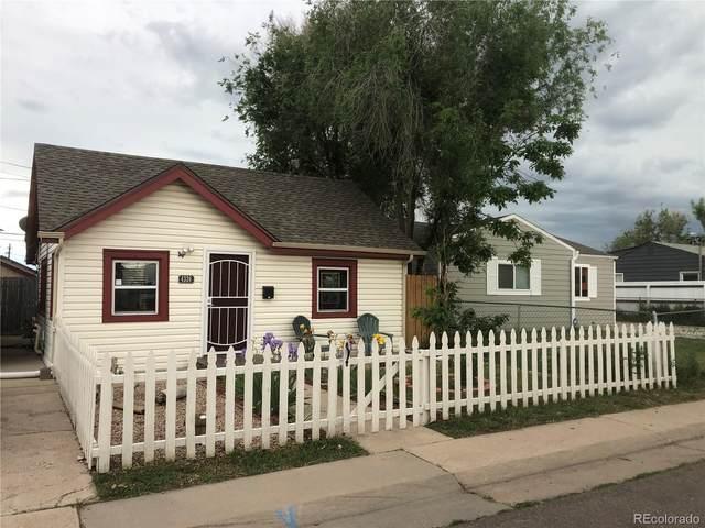 4324 W Dakota Avenue, Denver, CO 80219 (#4056229) :: The DeGrood Team