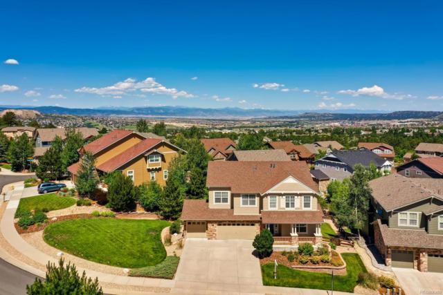 2289 Ridgetrail Drive, Castle Rock, CO 80104 (MLS #4058899) :: 8z Real Estate