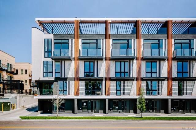 5115 W 29th Avenue #3, Denver, CO 80212 (MLS #4063951) :: 8z Real Estate