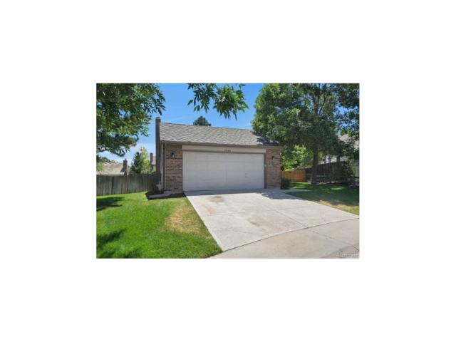 7944 S Gaylord Court, Centennial, CO 80122 (MLS #4099504) :: 8z Real Estate