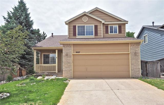 9527 Cove Creek Drive, Highlands Ranch, CO 80129 (#4100601) :: The HomeSmiths Team - Keller Williams