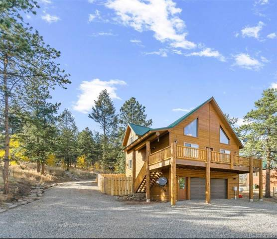 44 Pinion Road, Bailey, CO 80421 (#4123874) :: The DeGrood Team