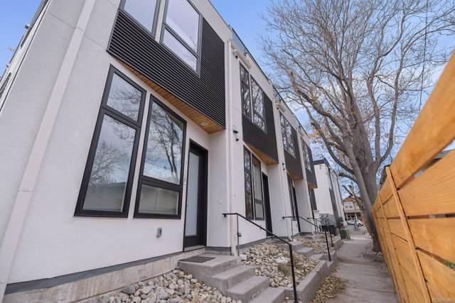 3124 N Gilpin Street, Denver, CO 80205 (#4142240) :: HergGroup Denver