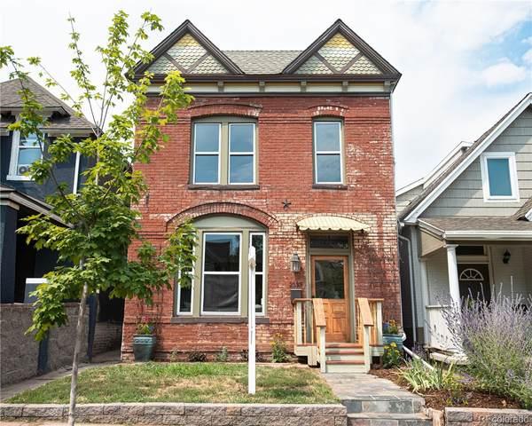 2333 Ogden Street, Denver, CO 80205 (MLS #4145752) :: 8z Real Estate