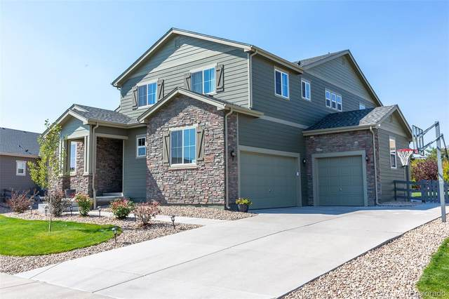 2865 Russet Sky Court, Castle Rock, CO 80108 (#4153980) :: Kimberly Austin Properties