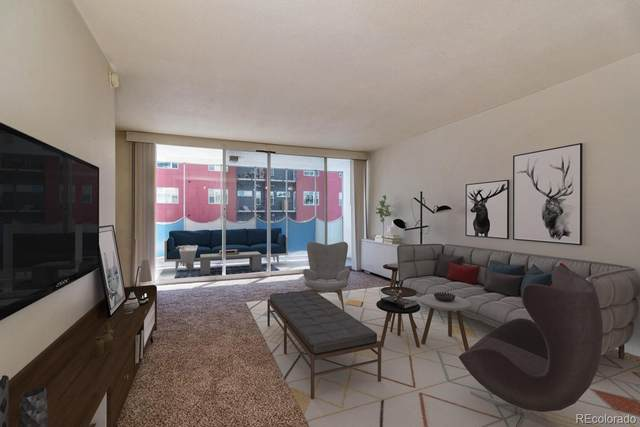 1155 Ash Street #406, Denver, CO 80220 (#4154889) :: Real Estate Professionals