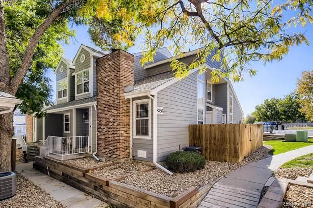 8336 W 87th Drive #C, Arvada, CO 80005 (#4163819) :: Portenga Properties