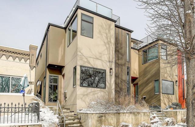 3547 Mariposa Street, Denver, CO 80211 (#4175124) :: Real Estate Professionals