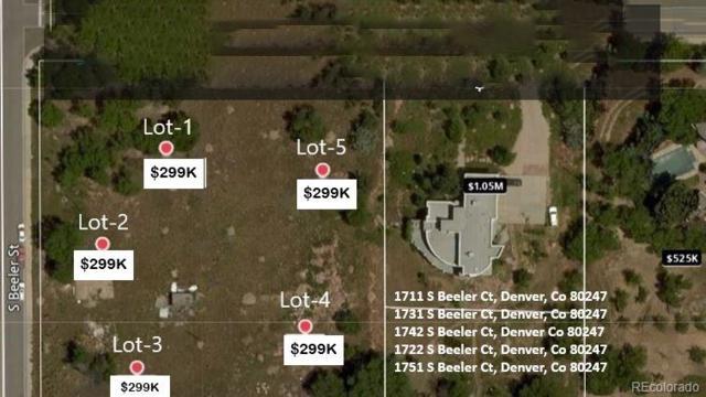 1722 S Beeler Court, Denver, CO 80247 (#4195403) :: Wisdom Real Estate