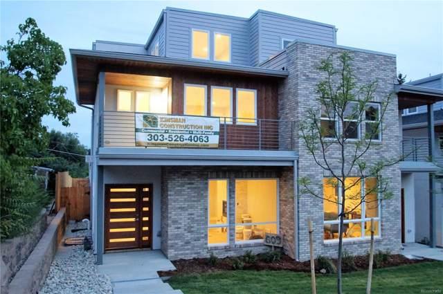 609 Iowa Street, Golden, CO 80403 (MLS #4200017) :: 8z Real Estate