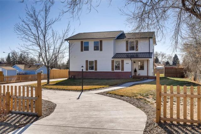 9660 W 21st Avenue, Lakewood, CO 80215 (#4207356) :: The DeGrood Team