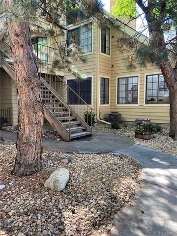 980 S Dahlia Street F, Denver, CO 80246 (MLS #4219484) :: Stephanie Kolesar