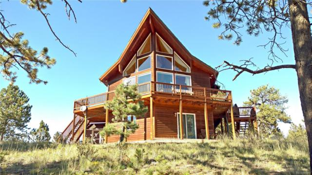 316 Sunset Lane, Cripple Creek, CO 80813 (#4222160) :: Bring Home Denver with Keller Williams Downtown Realty LLC