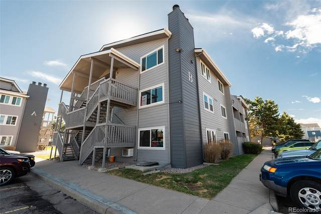 8100 W Quincy Avenue B1, Denver, CO 80123 (#4229564) :: The Brokerage Group