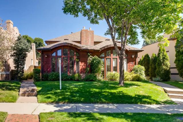 570 N Lafayette Street, Denver, CO 80218 (#4239587) :: The Peak Properties Group