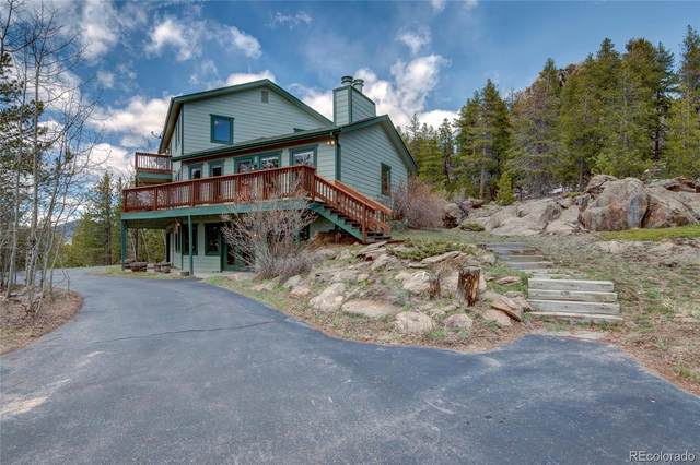 10779 Crystal Way, Conifer, CO 80433 (#4256677) :: The Colorado Foothills Team | Berkshire Hathaway Elevated Living Real Estate