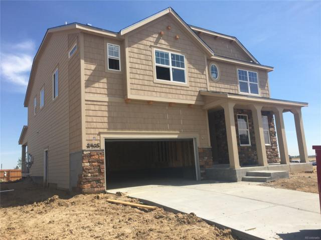 2405 E 162nd Court, Thornton, CO 80602 (MLS #4260971) :: 8z Real Estate