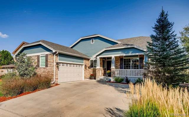 22228 E Glasgow Place, Aurora, CO 80016 (#4265835) :: James Crocker Team