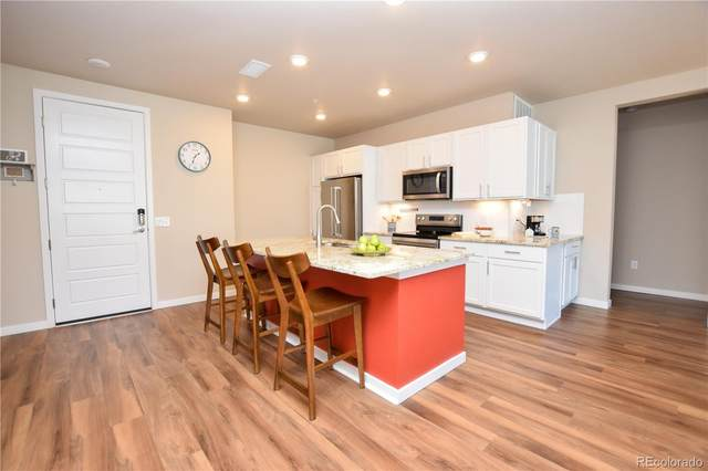 460 E Fremont Place #309, Littleton, CO 80122 (MLS #4267181) :: Bliss Realty Group