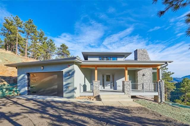 2876 Fourmile Canyon Drive, Boulder, CO 80302 (#4268875) :: The Peak Properties Group