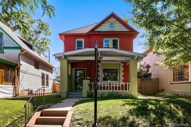 3246 Newton Street, Denver, CO 80211 (#4272853) :: Signature Realty, Inc.
