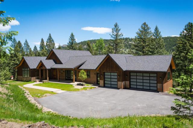 6383 Little Cub Creek Road, Evergreen, CO 80439 (MLS #4285627) :: 8z Real Estate