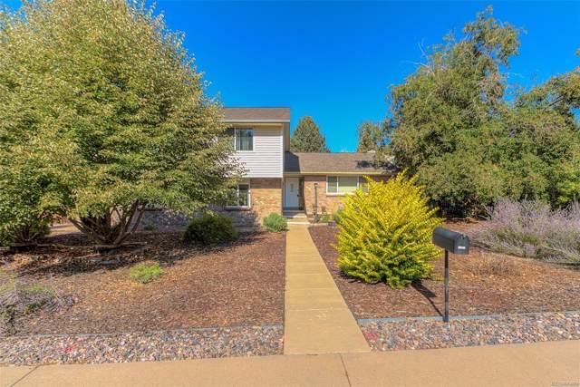 6215 S Benton Court, Littleton, CO 80123 (MLS #4291512) :: 8z Real Estate