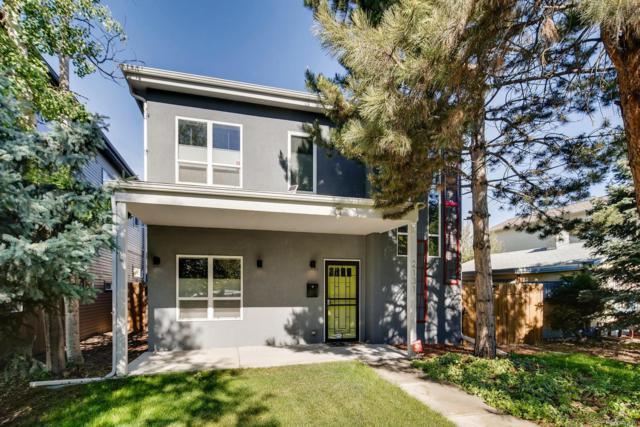 2131 S Lafayette Street, Denver, CO 80210 (#4301803) :: The Heyl Group at Keller Williams