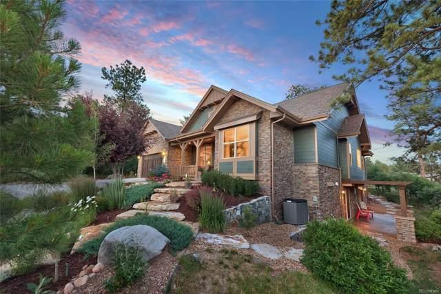 2165 Ramblewood Court, Castle Rock, CO 80104 (#4303253) :: The HomeSmiths Team - Keller Williams