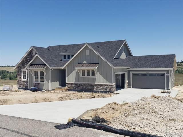 8855 Red Primrose Street, Franktown, CO 80116 (MLS #4310905) :: 8z Real Estate